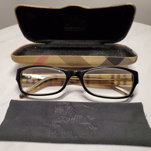 Burberry Authentic B2094 Eyeglasses 54-17-135